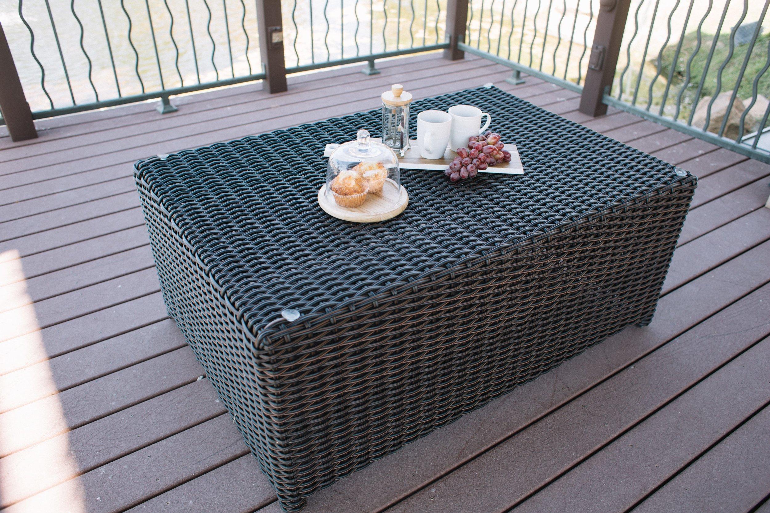 St. Martha Coffee Table*