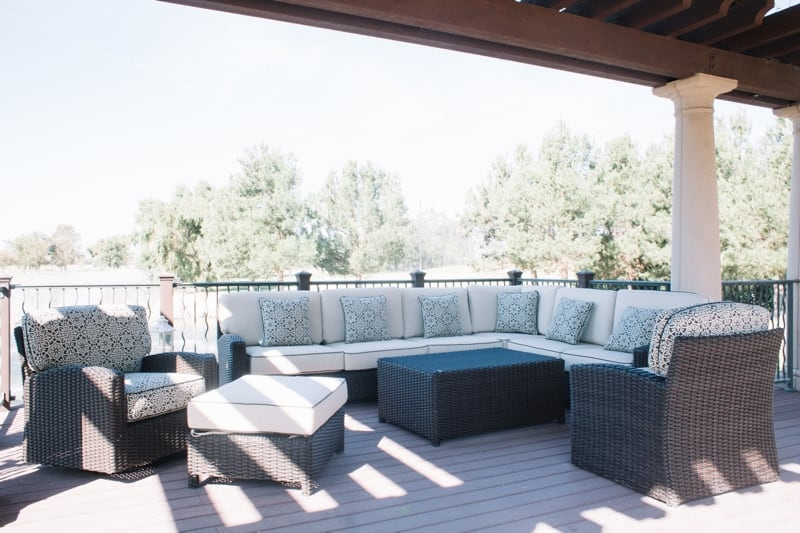 Protect Your Patio Furniture During California Winter