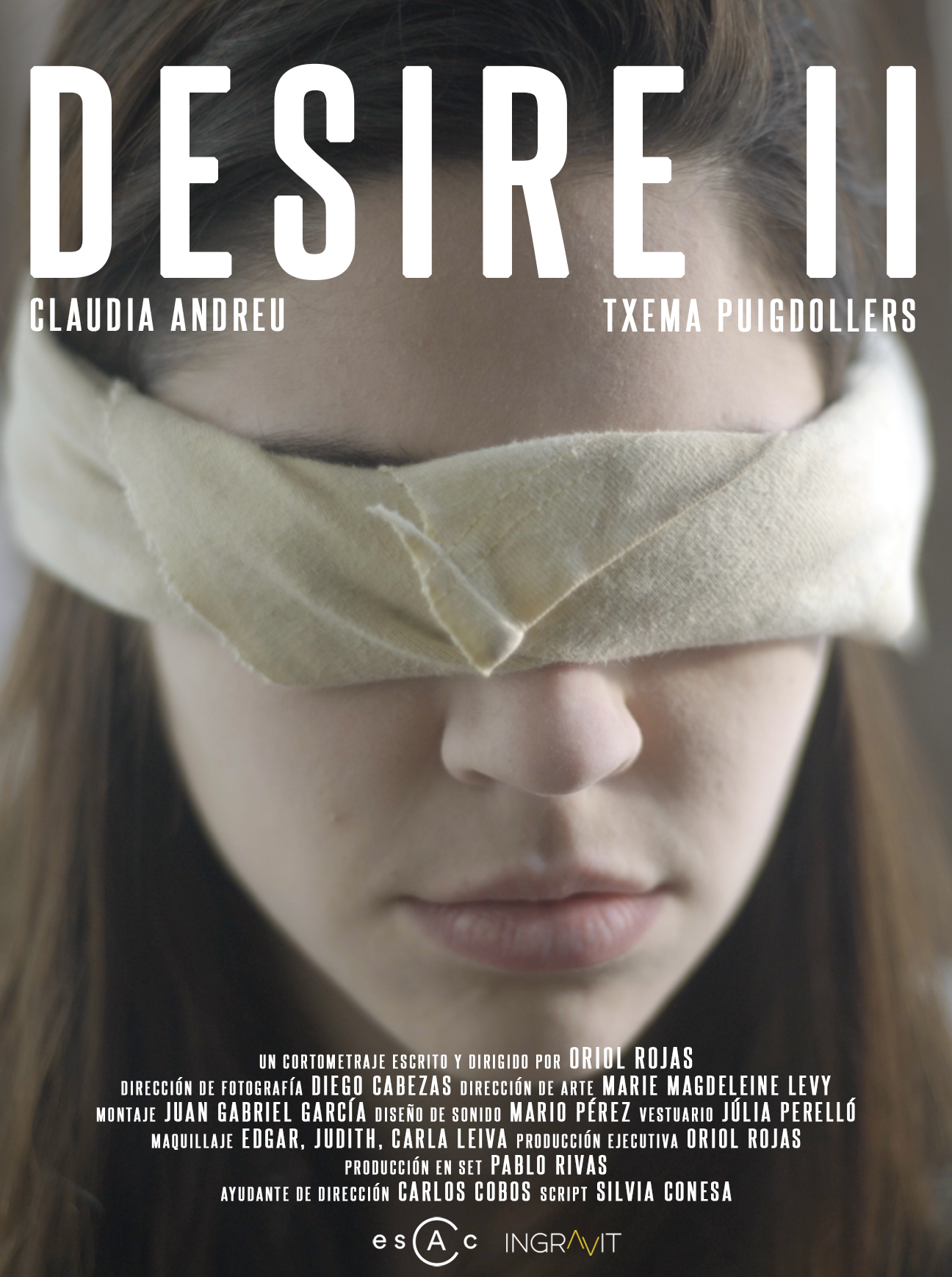 DESIRE II (SHORTFILM) 2018 - WRITED AND DIRECTED