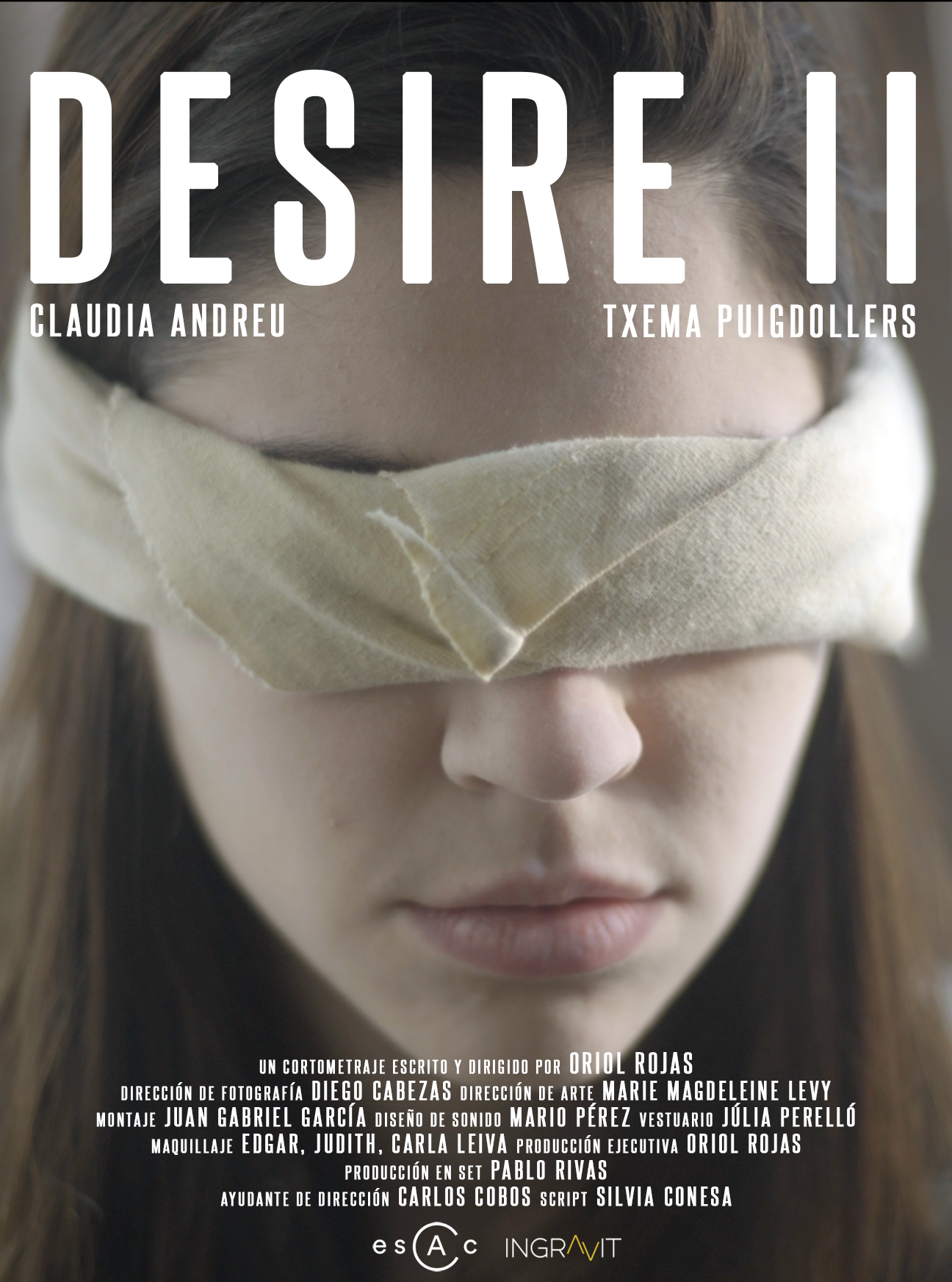 DESIRE II - WRITED AND DIRECTED