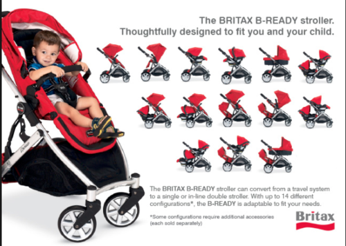 Britax B Ready Stroller How To Find, Britax B Ready Lower Car Seat Adapter 2015
