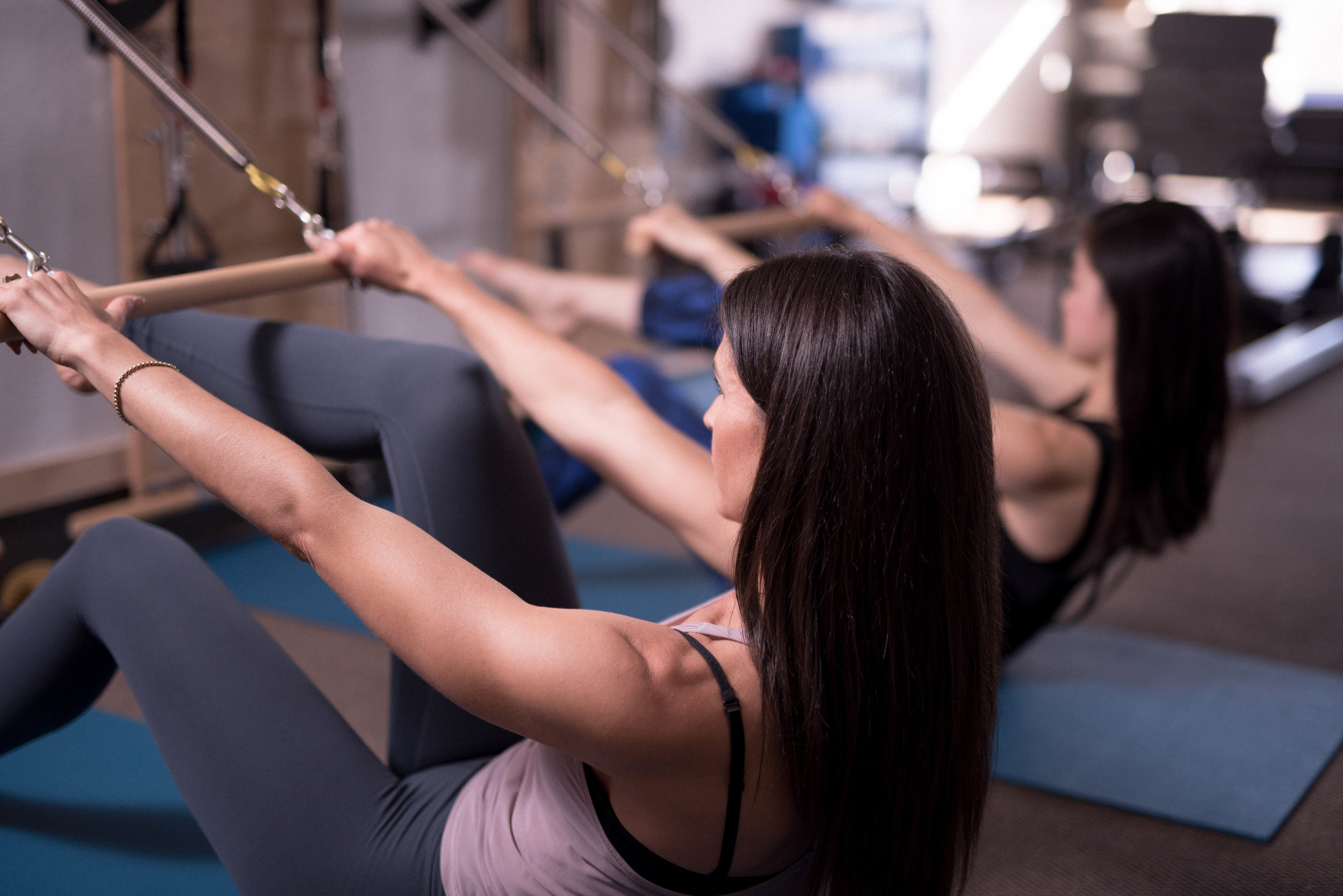 - I have had many pilates reformer teachers and no one comes close to Diana. She is the most patient, the most pleasant, the most knowledgeable and the best I've ever worked with. I recommend her highly to anyone.- Melinda H