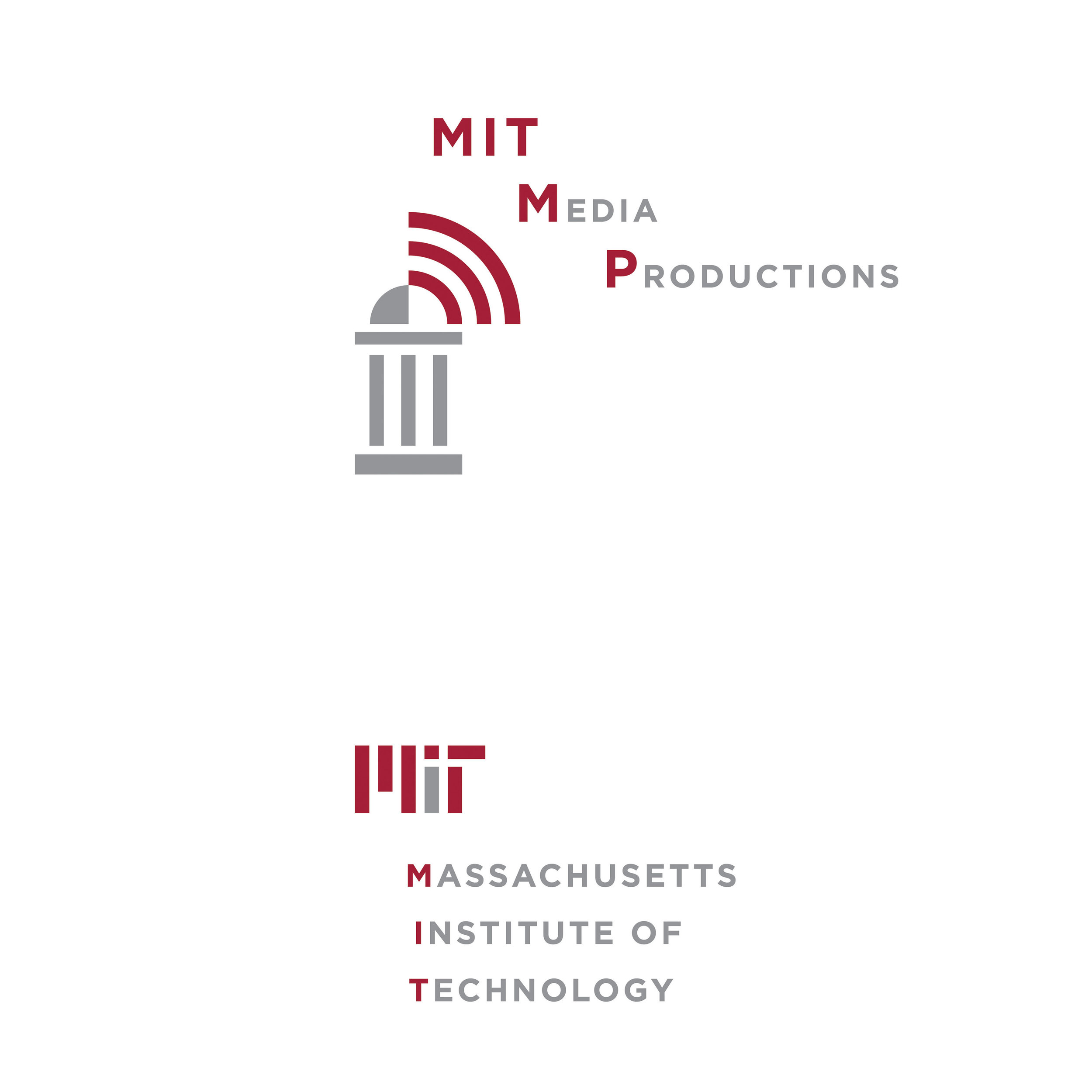 Logo design for MIT Media Productions