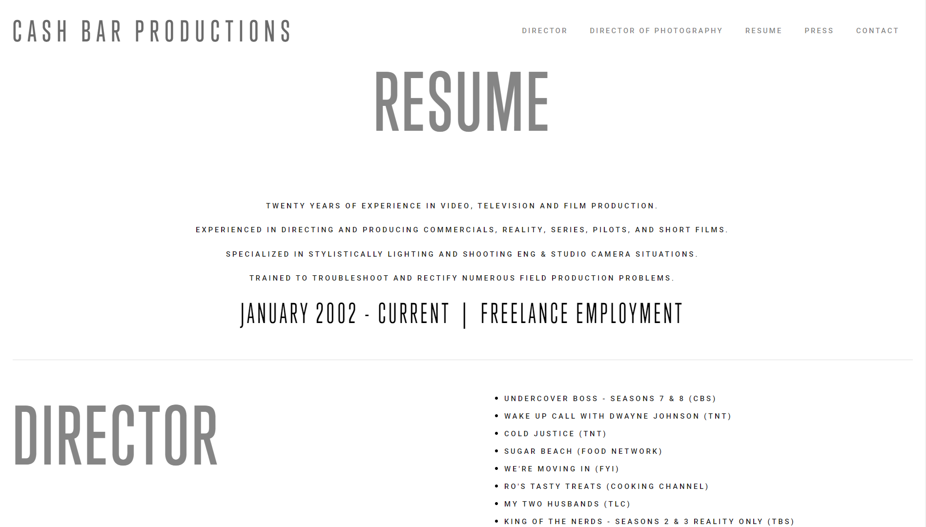CashBarProductions-Resume Page 1.PNG