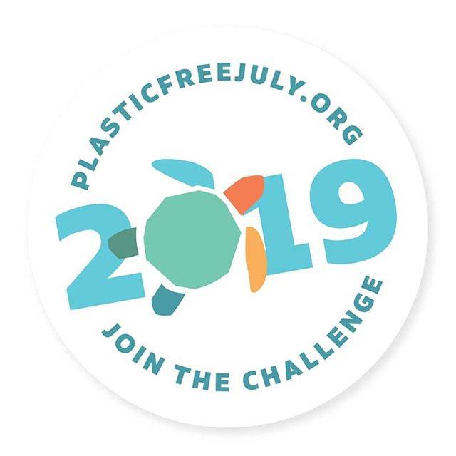 Today is the first day of #plasticfreejuly2019 Why not revisit some of the plastic habits that may have started to creep back into your routine? commit to taking your own bags to the shops or rescue the refillable cup from the back of the cupboard. Lots of small actions add up. #blueplanet2 #plasticfree #plasticfreeliving #plasticfreeocean #refusesingleuse #reuse