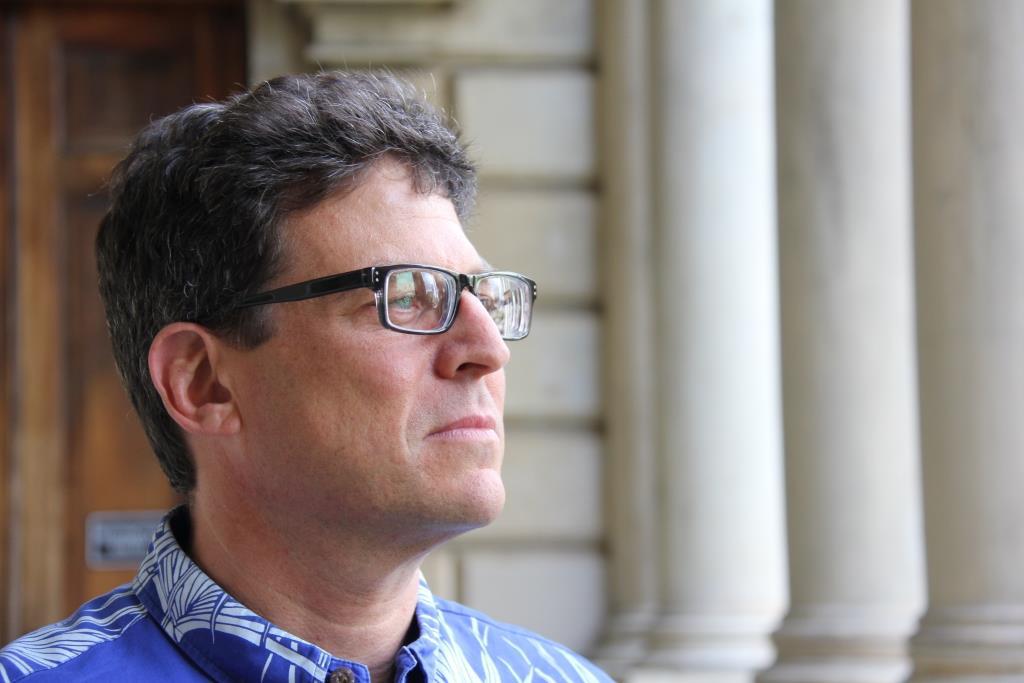Earthjustice attorney David Henkin, longtime legal representative of Mālama Mākua
