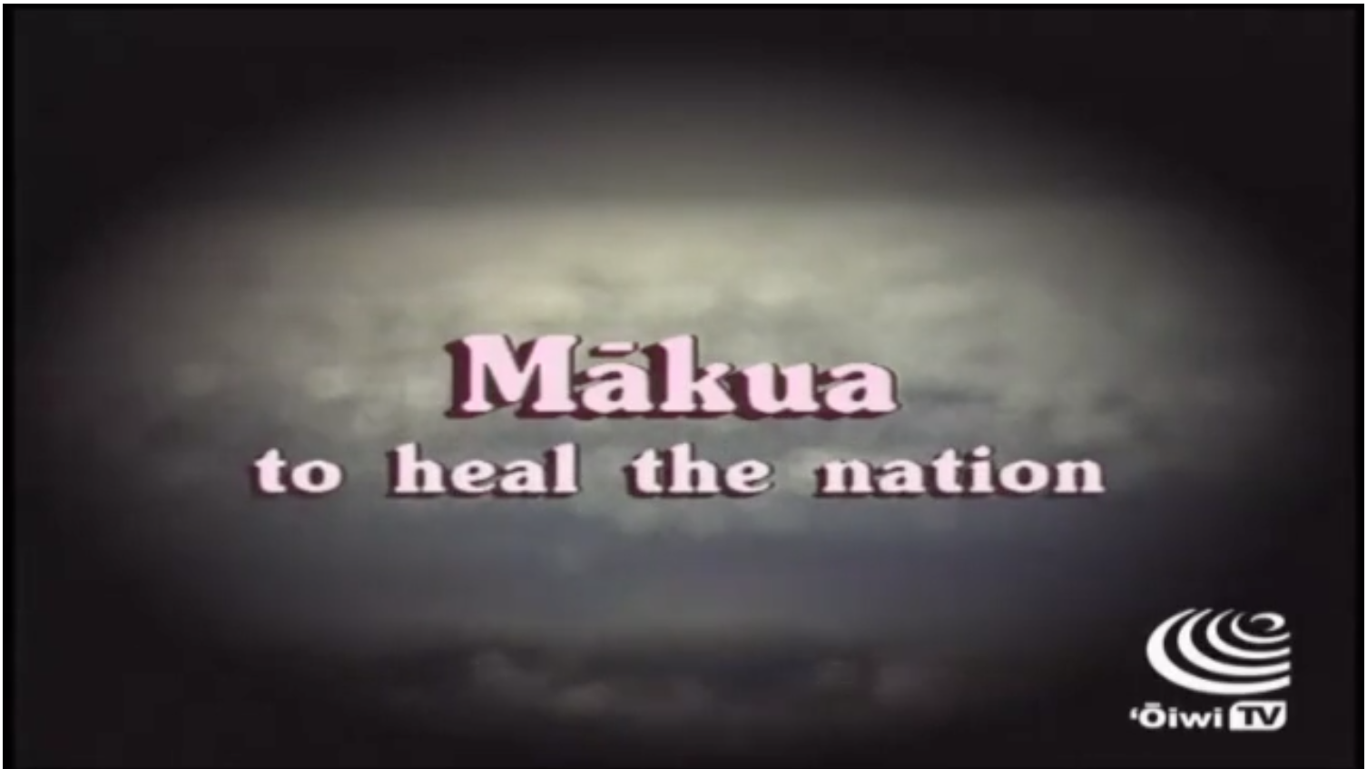 Click on the image above to watch the documentary   Mākua - to heal the nation  .