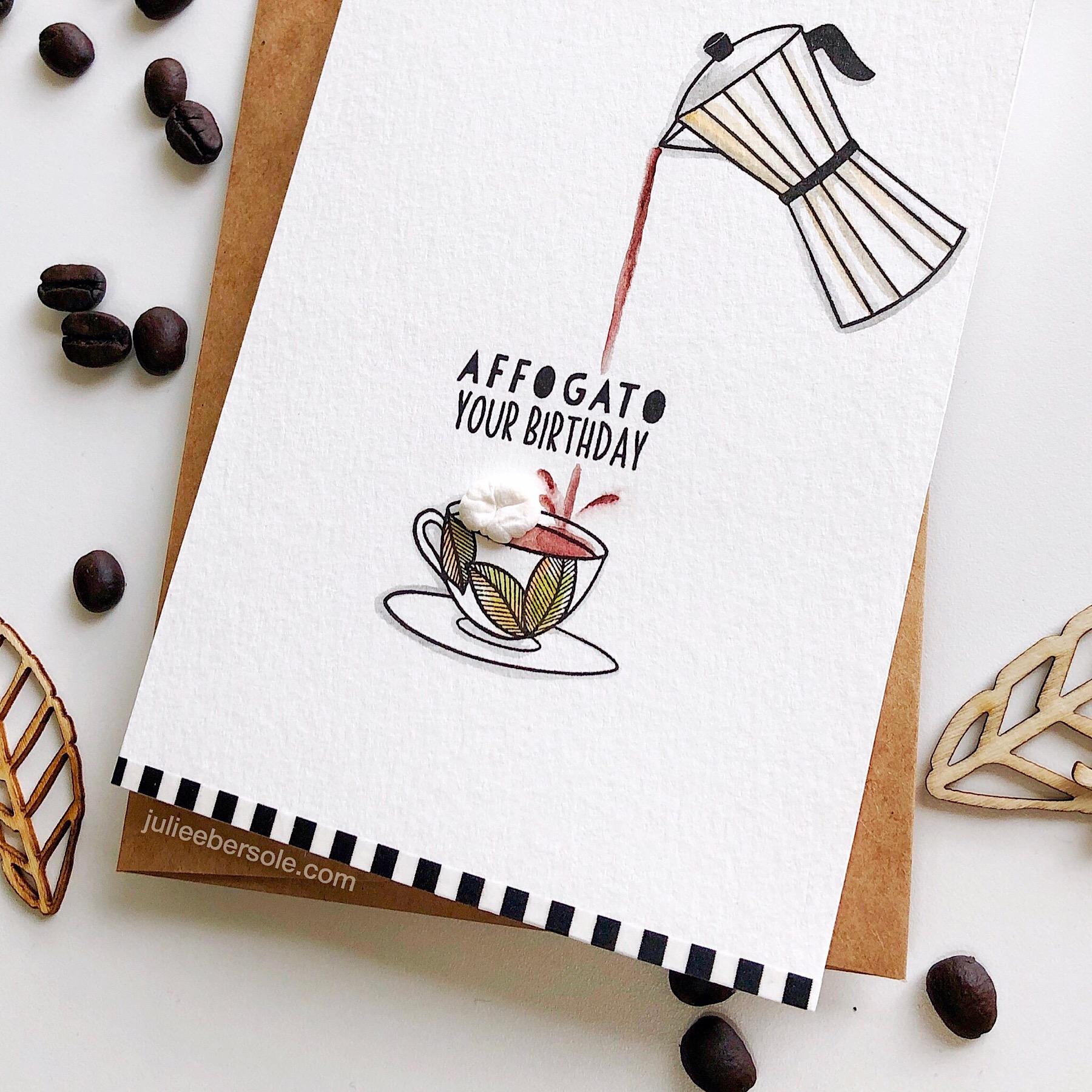 "Inside caption: ""Better latté than never"" (from  A Breve Note )"