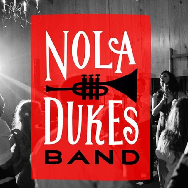 NOLA DUKES⠀ ⠀ Join us for our FREE monthly showcase with one of the country's best party bands! The Nola Dukes perform all around the world, but play mostly in New Orleans, Baton Rouge and Jackson. They play an unusual high energy mix of funk, old-school rock, New Orleans jazz/parade, current top 40, soul/motown, swing, 80s/70s/90s hits and more – anything to get 'em up and dancing!⠀ ⠀ We'll be open at 5p with music at 7p!⠀ ⠀ No tickets are needed but reservations are ALWAYS encouraged!