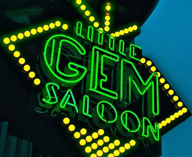 Little Gem Saloon Update - ⠀ We will be closed Friday, Saturday, and Sunday.  Reopening on Monday at 4pm.  Stop by for drinks and dinner before The Rolling Stones concert.  Stay safe everyone!