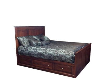 Alder Beds - Archbold - Low storage bed 3 drawer combo - Finished.jpg
