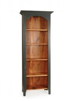 bookcase - penns creek - reclaimed barnwood 28w bookcase - finished.jpg