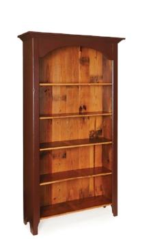 bookcase - penns creek - reclaimed barnwood 40w bookcase - finished.jpg
