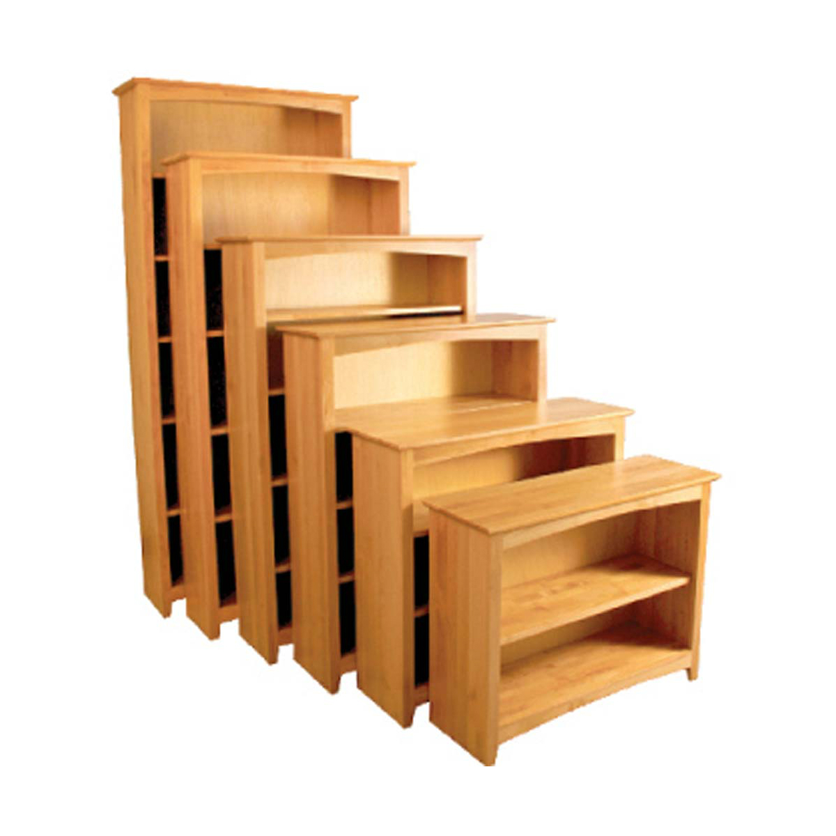 Archbold Shaker Bookcases    Starting at: $294.99