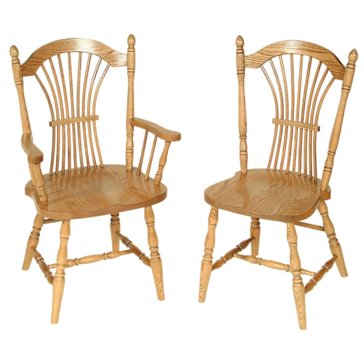 Penns Creek Harvest Back Chairs    Starting at: $359.99