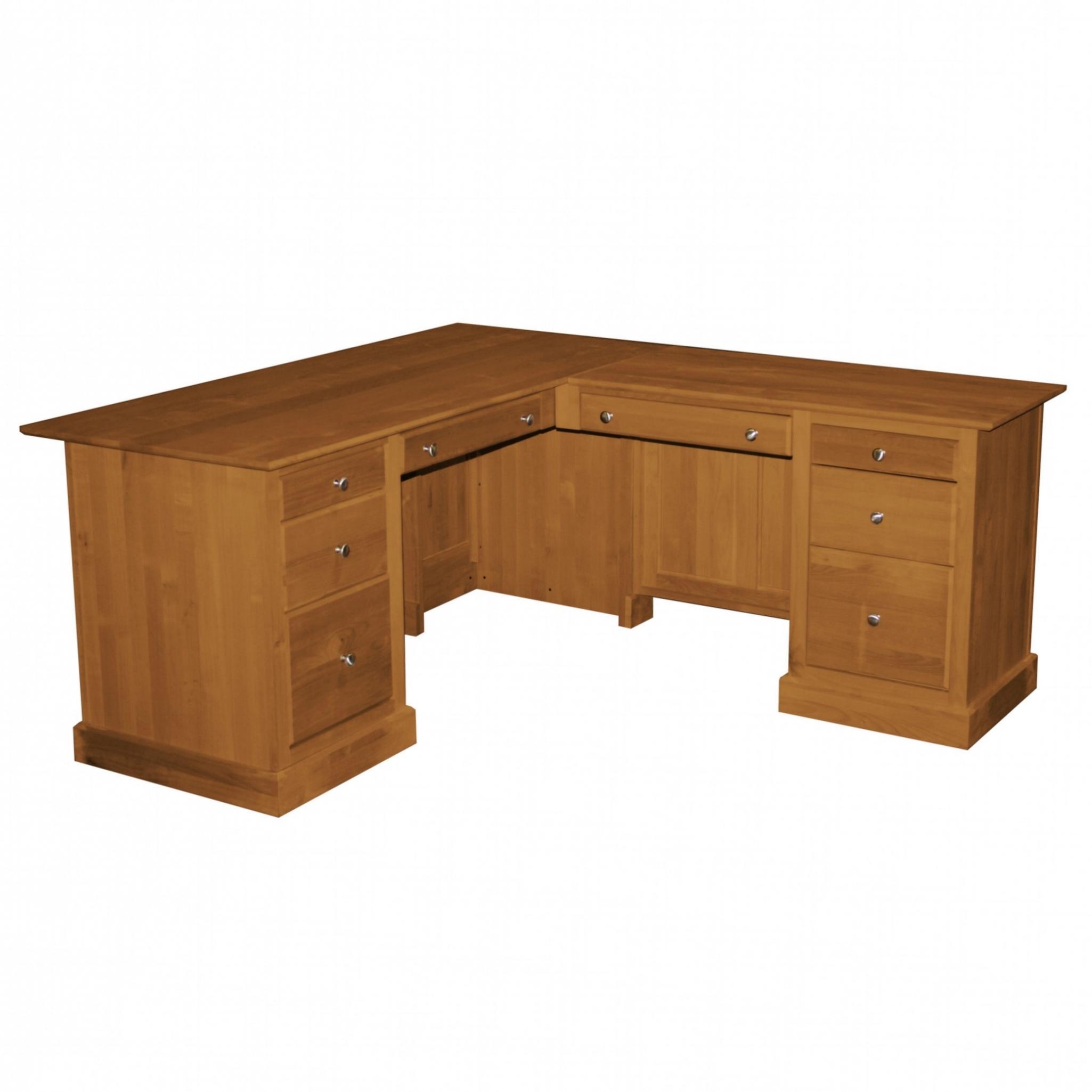 Archbold Executive L Desk    Starting at: $2,087.99