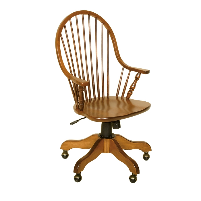 Penns Creek New England Windsor Side Desk Chair    Starting at: $