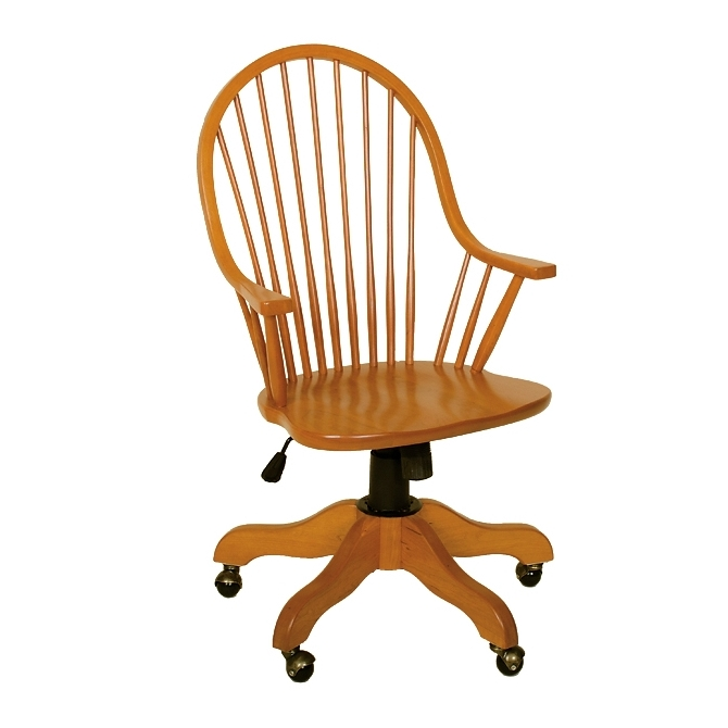 Penns Creek Shaker New England Arm Desk Chair    Starting at: $