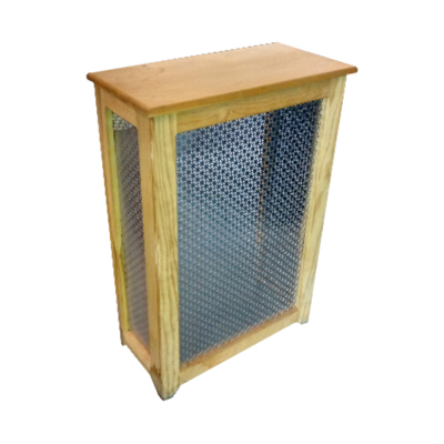 Evergreen Radiator Cover    Starting at: $99.99