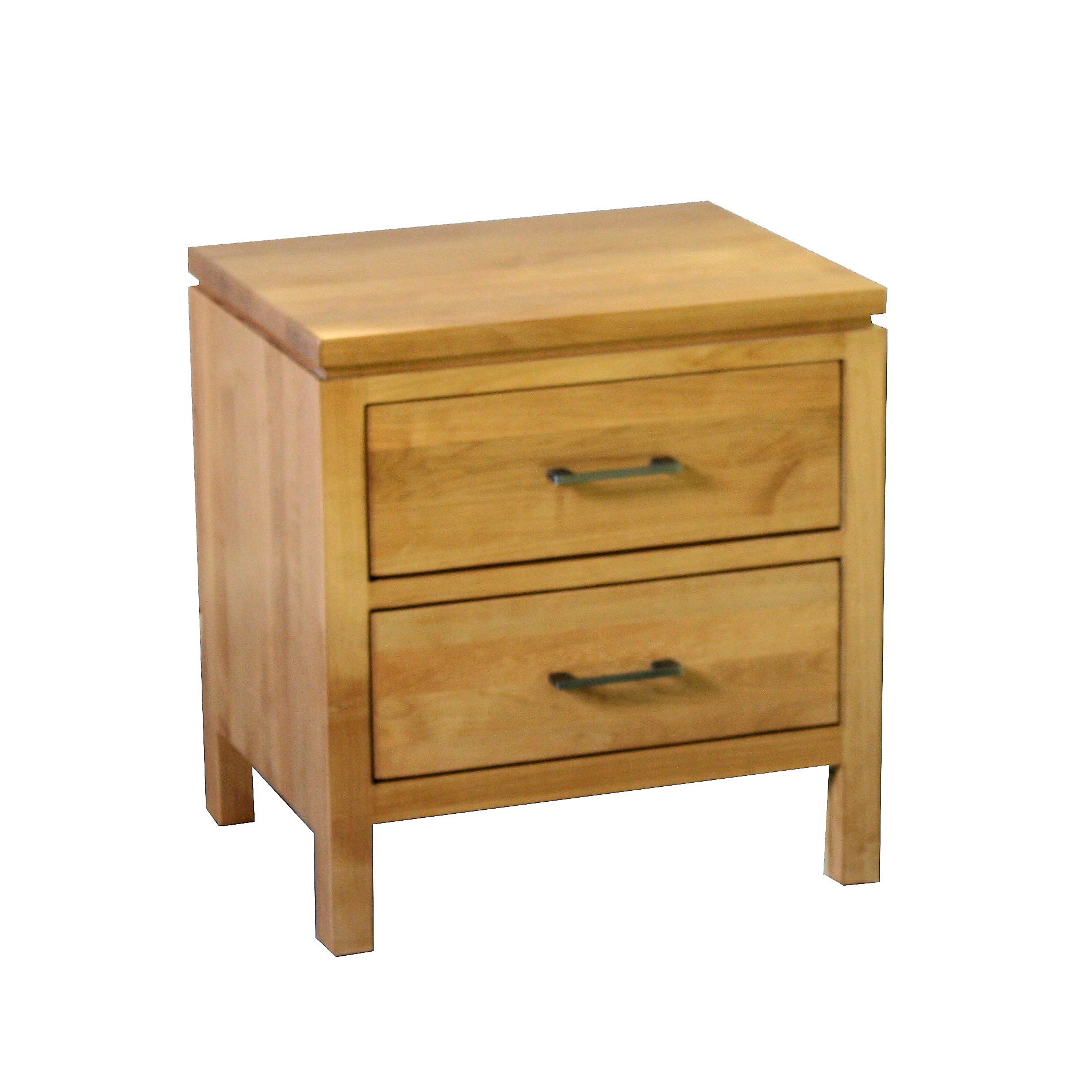 Nightstand - Archbold - 2 West 2 drawer nightstand - Finished.jpg