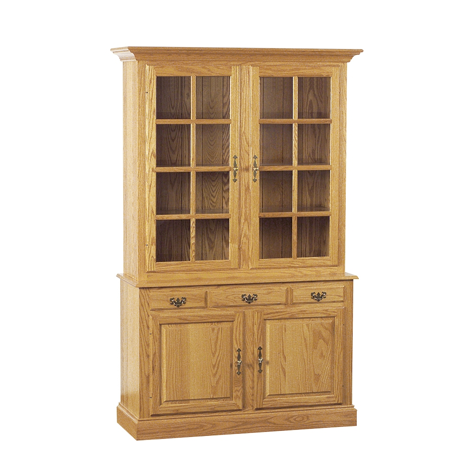 china cabinet - penns creek - 54w colonial full china cabinet - finished.jpg