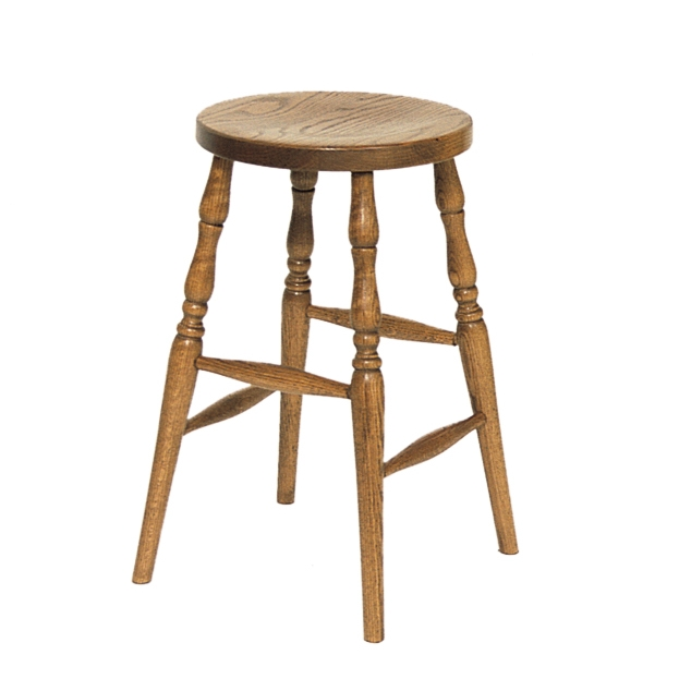 Penns Creek Colonial Round Top Stool    Starting at: $