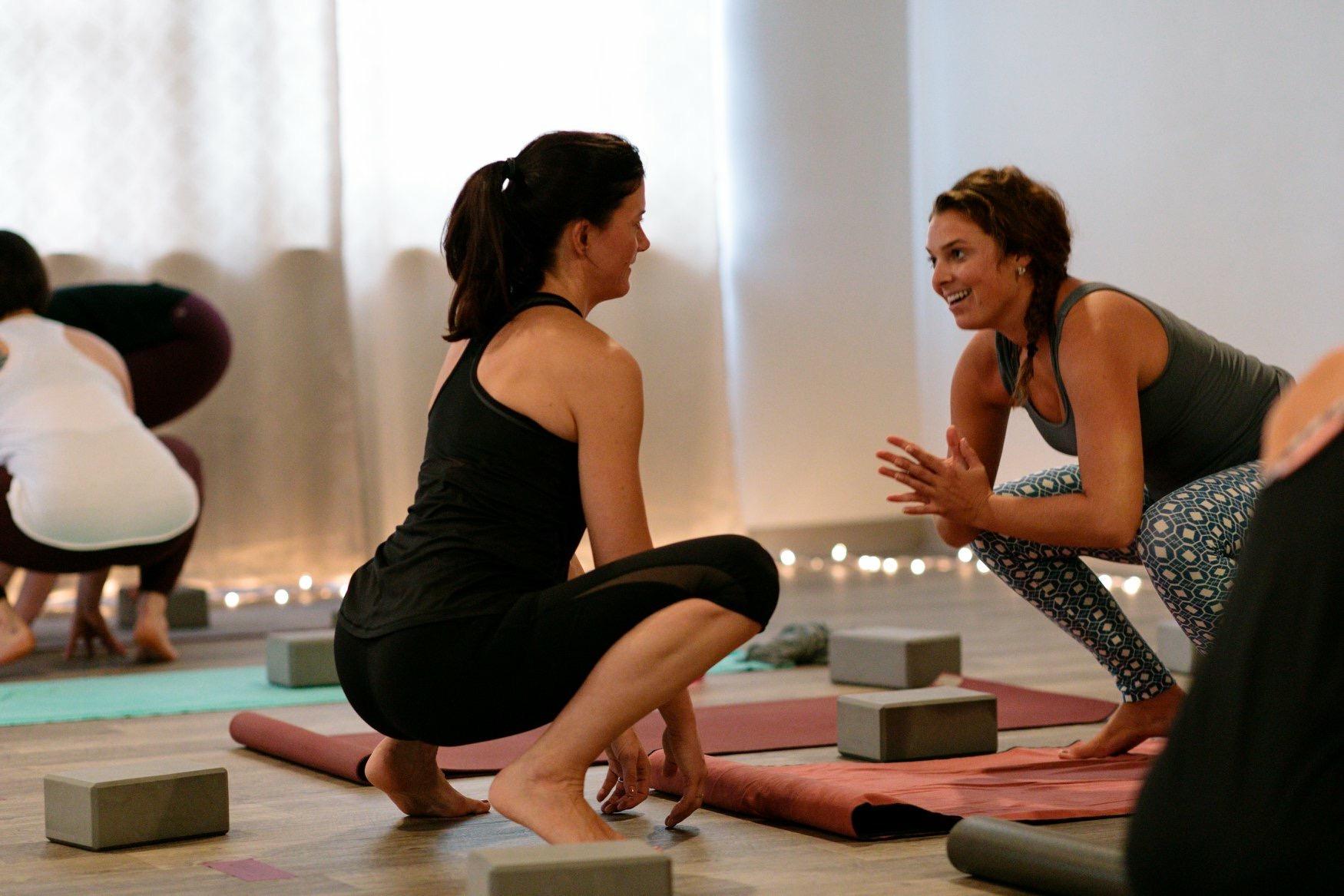 Inversions workshop at Empower Yoga Milwaukee