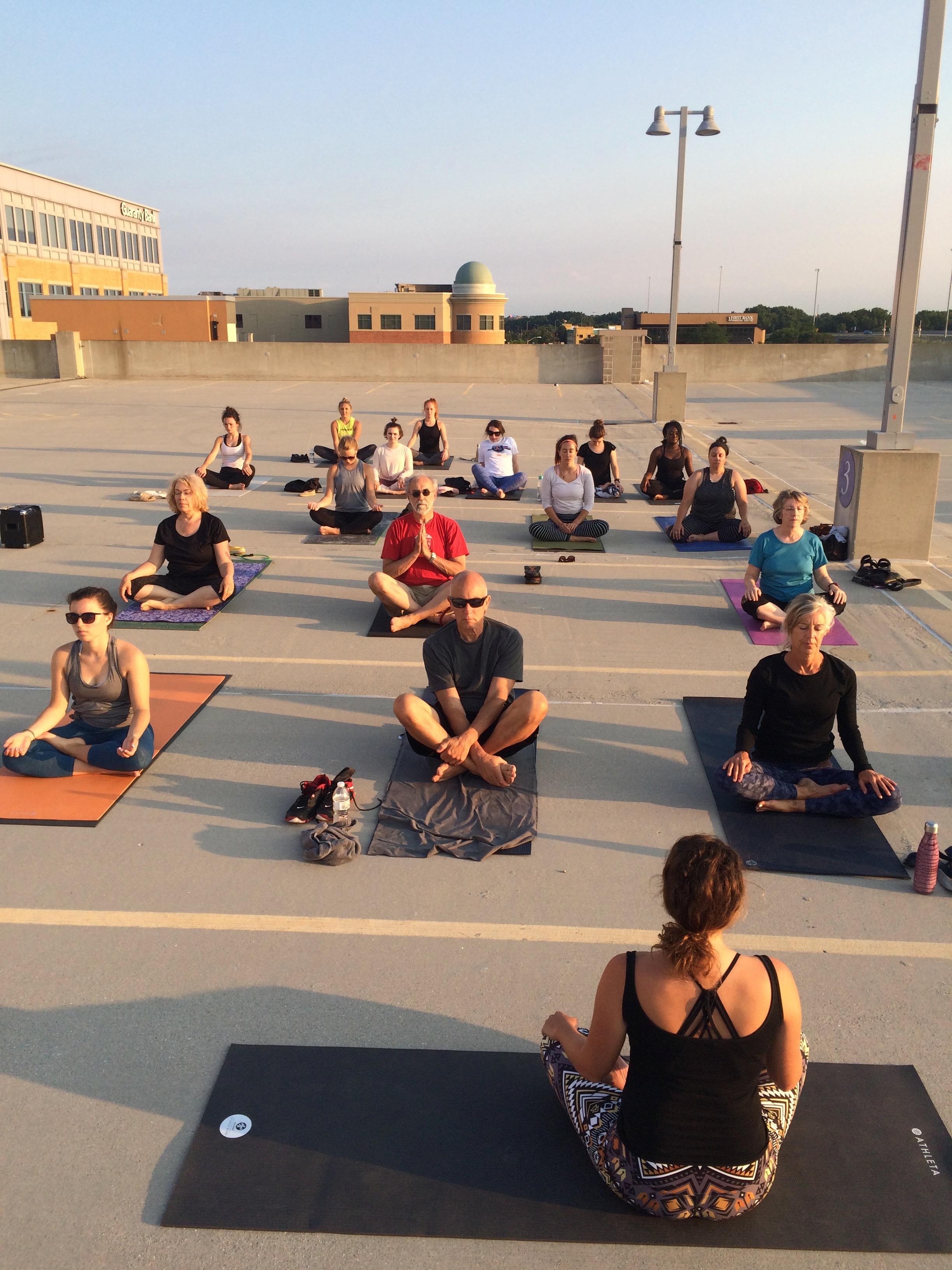 Athleta Yoga Milwaukee Wisconsin