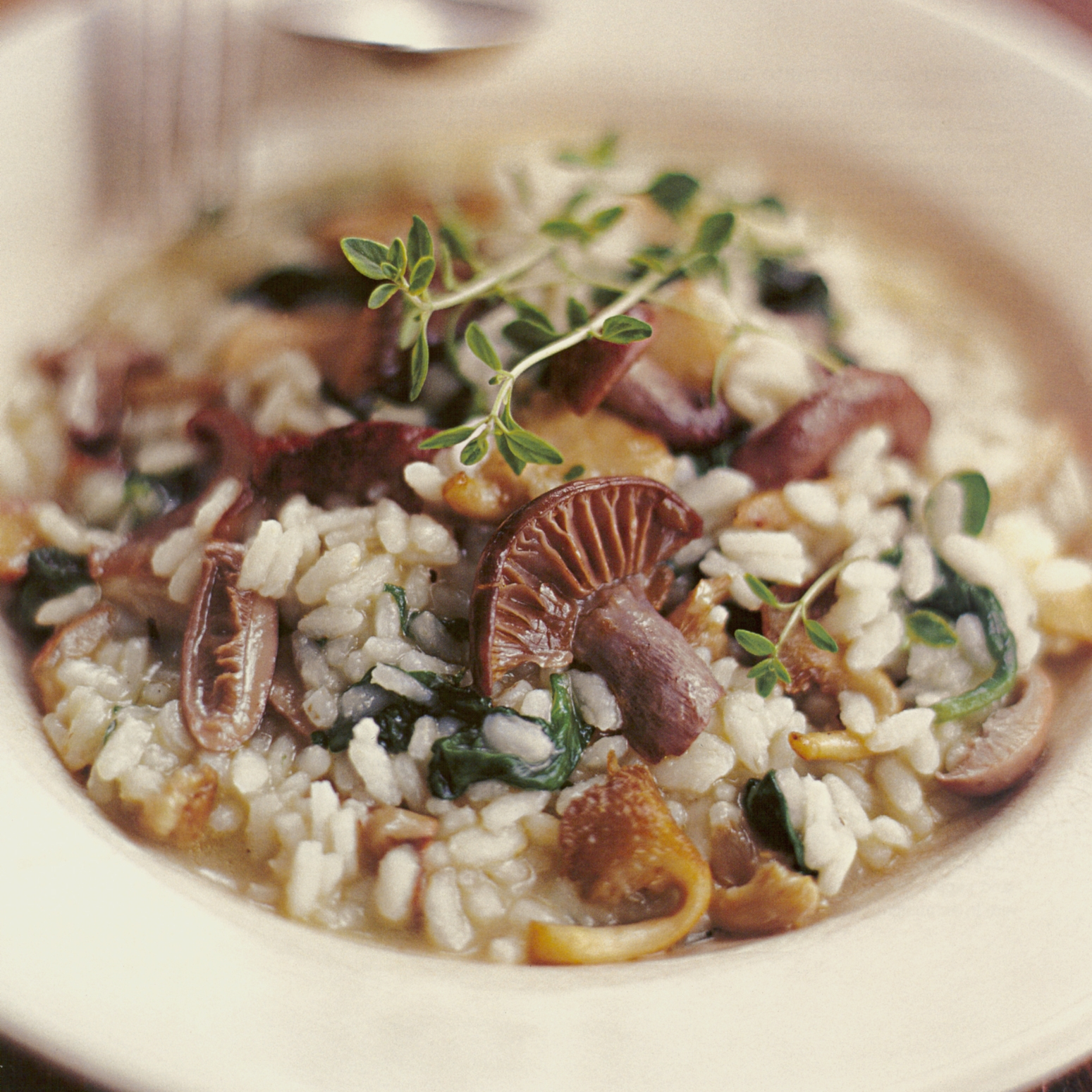 Wild Mushroom and Spinach Risotto.jpg
