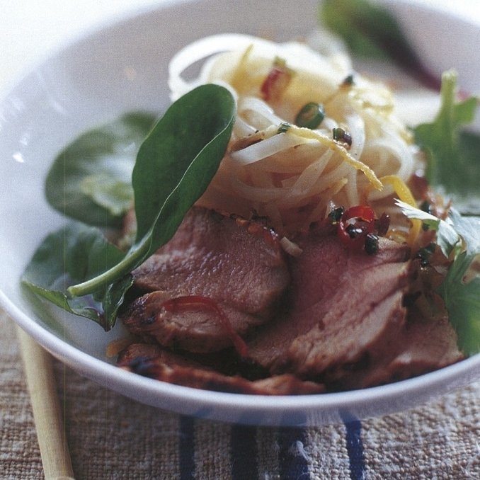 rice noodles with hoisin-marinated pork and wilted spinach copy.jpg
