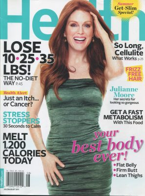 Health, August 2011 -