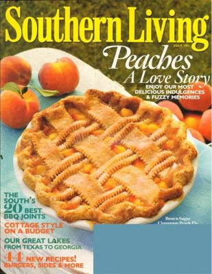 Southern Living, July 2011 -