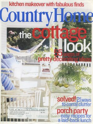 Country Home, June 2003 -