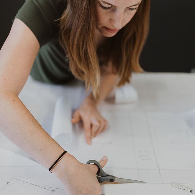 Looking for resources like pattern makers and sample sewers? We're here to help connect you with the right person for your project! With 30+ years of combined experience, we know what it takes to get your dreams off the drafting table!⠀ .⠀ .⠀ .⠀ #design #patternmaker #apparel #entrepreneur #dreambig #workhard #madeinusa