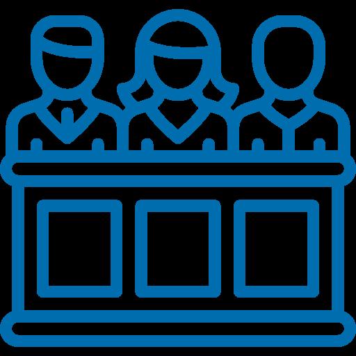 IMPLEMENT COMMUNITY SERVICE COUNCIL & FIELD PROSECUTORS>> -