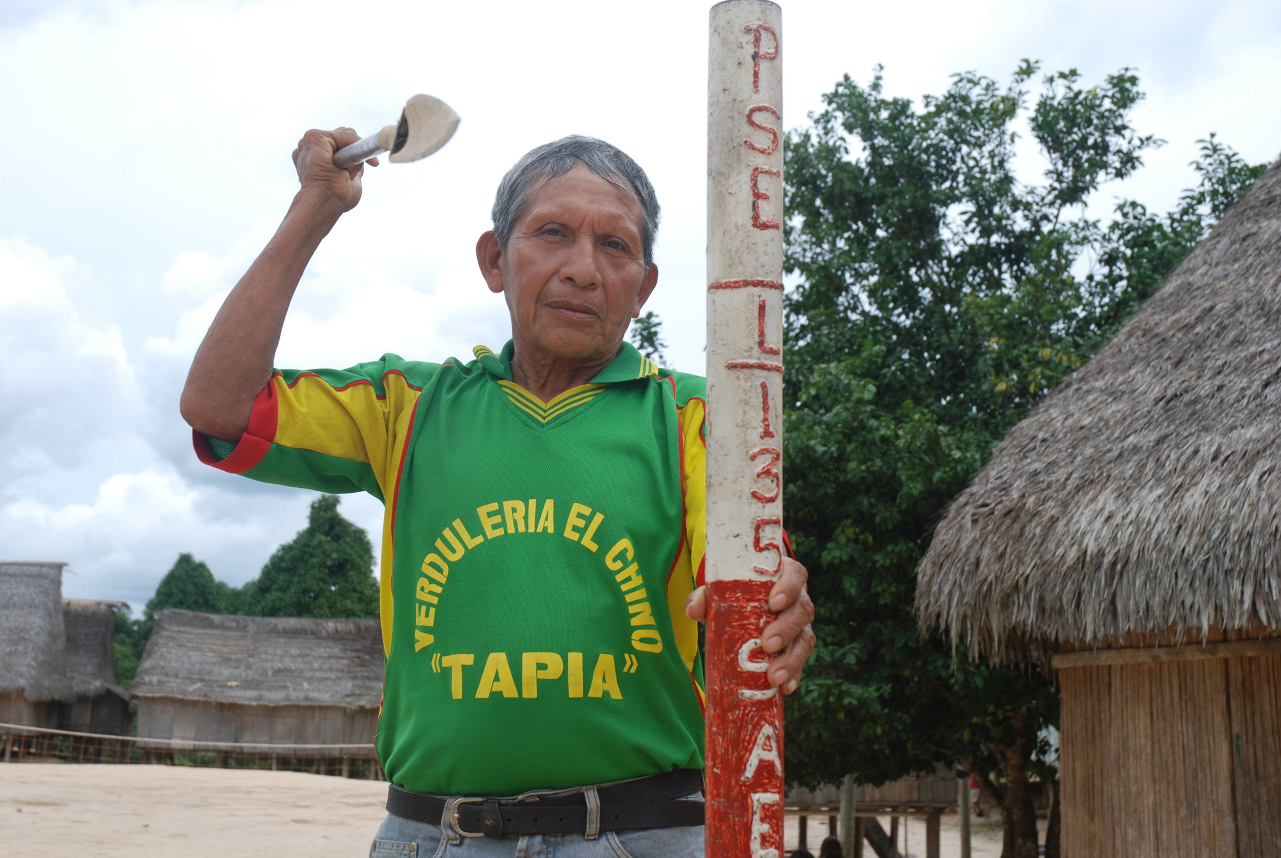 The Ecologist - Peru-Brazil indigenous people pledge to fight Amazon oil exploration