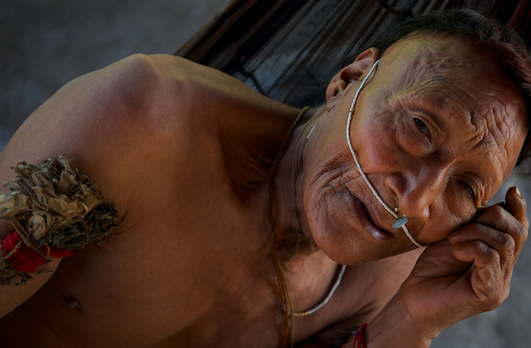 The Guardian - Remote Amazon tribe hit by mercury crisis, leaked report says