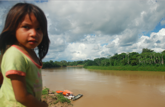 The Guardian - Peru urged to ban oil and gas firms from isolated indigenous peoples' land