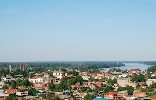 The Guardian - Leaked map reveals chronic mercury epidemic in Peru's Amazon