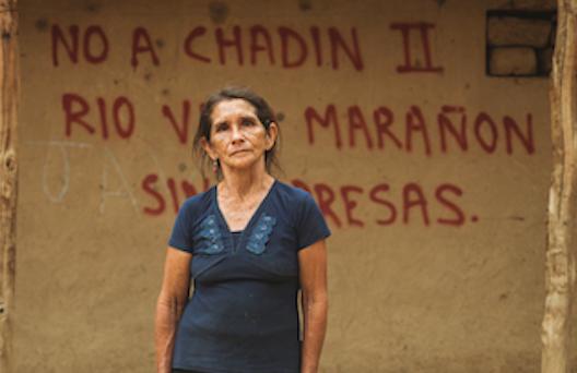 The Guardian - Hitler Rojas - the Peruvian farmer killed for opposing a mega-dam?