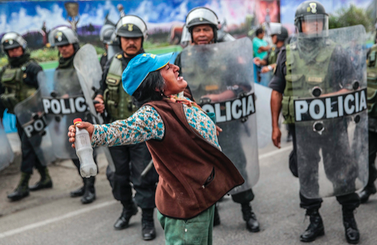 The Guardian - What is Peru's biggest environmental conflict right now?