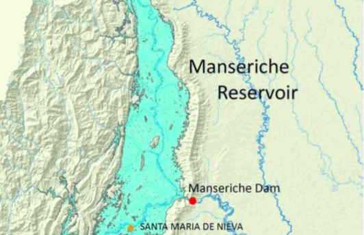 Mongabay - Peru eyes the Amazon for one of world's most powerful dams