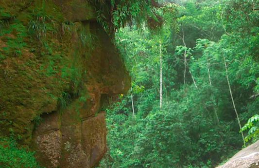 The Guardian - Natural rockface or tribal sculpture? Peru and US's Hunt Oil don't care