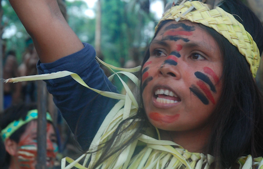 The Ecologist - Victory in sight for Peru's Kichwa people after 40 years oil pollution