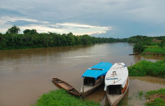 Huffington Post - If Brazil bans oil from Javari border, why won't Peru?