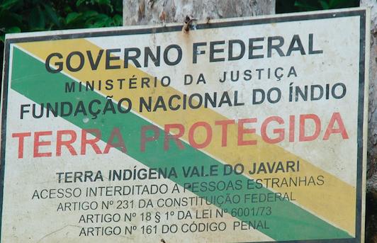 The Hindu - Brazil's Javari valley threatened by Peruvian oil, warn tribes
