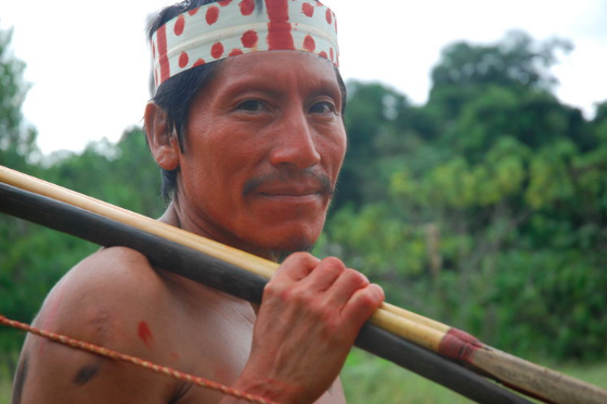 The Guardian - Brazil's Javari valley threatened by Peruvian oil, warn tribes