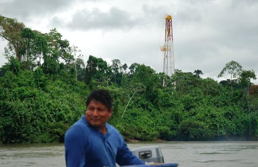 The Guardian - Peru ignores UN calls to suspend Amazon gas expansion