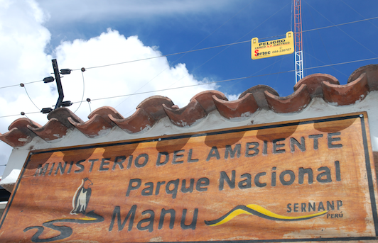 Huffington Post - Does Peru care more about parks than people?