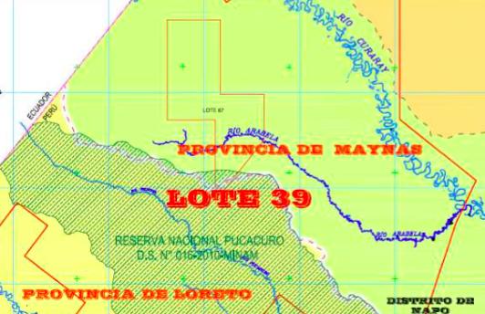 The Guardian - Repsol to drill for oil in Amazon rainforest in Peru